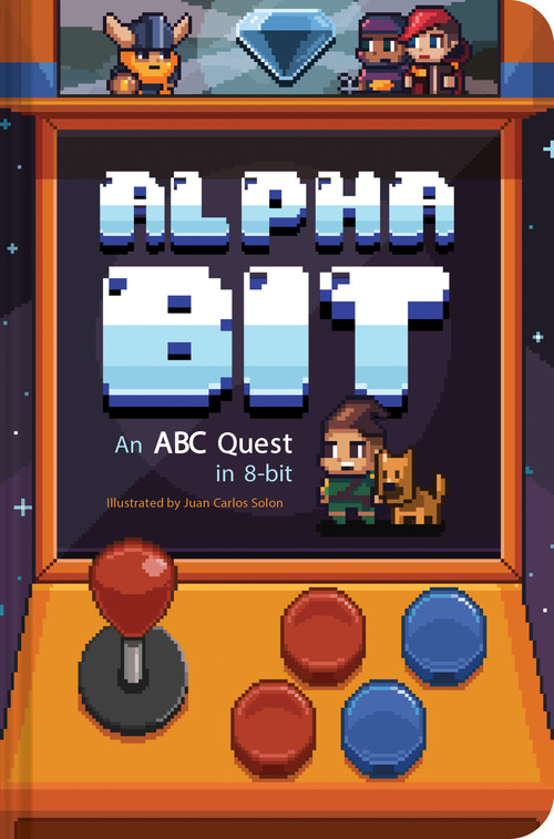 AlphaBit book