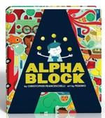 Alphablock book