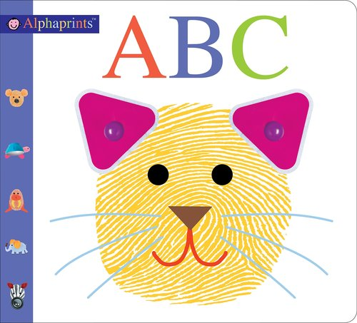 Alphaprints: ABC book
