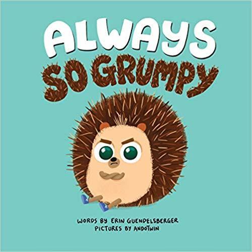 Always So Grumpy book