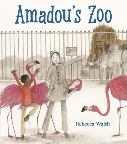 Amadou's Zoo book