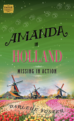 Amanda in Holland book