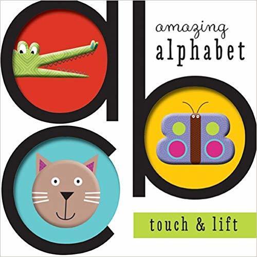 Amazing Alphabet book