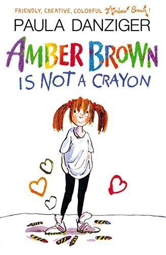Amber Brown Is Not a Crayon book