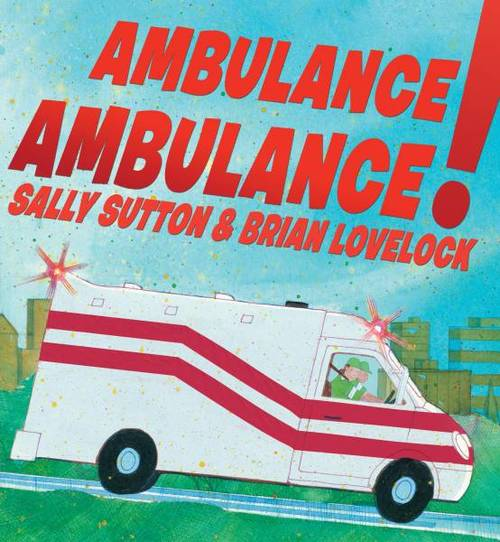 Ambulance, Ambulance book