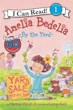 Amelia Bedelia by the Yard book