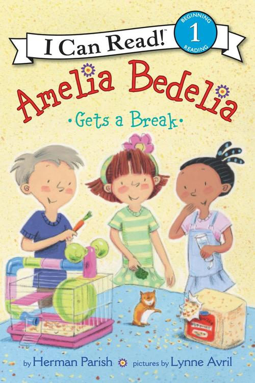 Amelia Bedelia Gets a Break book