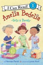 Amelia Bedelia Gets a Break book