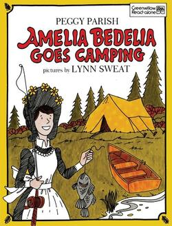 Amelia Bedelia Goes Camping book