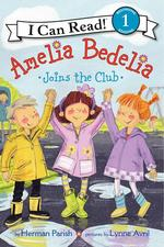 Amelia Bedelia Joins the Club book