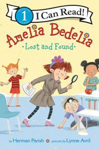 Amelia Bedelia Lost and Found book