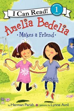Amelia Bedelia Makes a Friend book