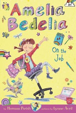Amelia Bedelia on the Job book