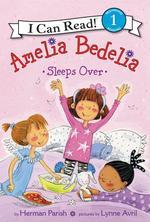 Amelia Bedelia Sleeps Over book