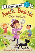 Amelia Bedelia Tries Her Luck book
