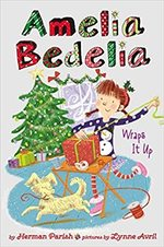 Amelia Bedelia Wraps It Up book