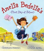 Amelia Bedelia's First Day of School book