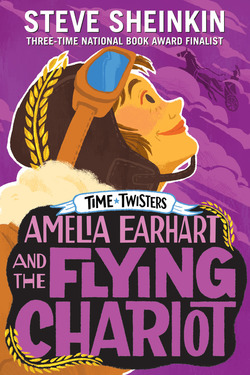 Amelia Earhart and the Flying Chariot book