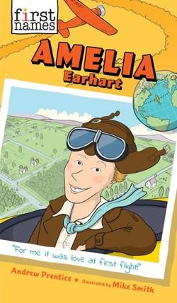 Amelia Earhart (First Names #2) book