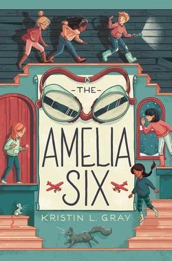Amelia Six book