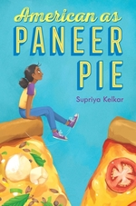 American as Paneer Pie book