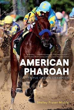 American Pharoah book