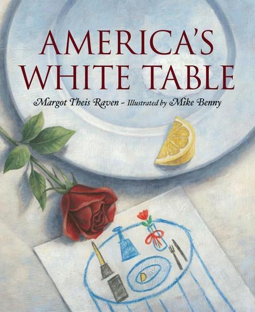 Americas White Table book