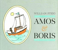 Amos & Boris book