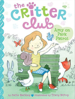 Amy on Park Patrol book