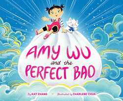 Amy Wu and the Perfect Bao book