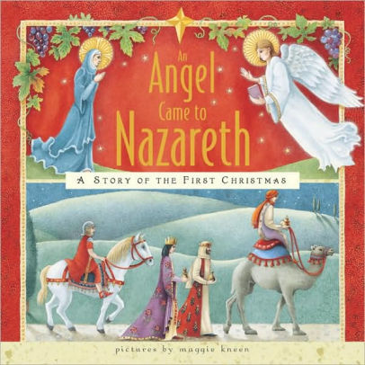 An Angel Came to Nazareth book