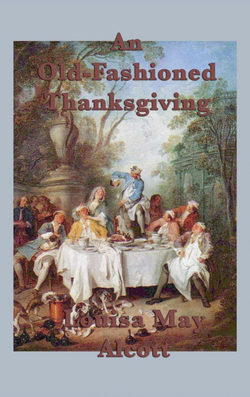 An Old-Fashioned Thanksgiving book