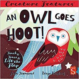 An Owl Goes Hoot! book