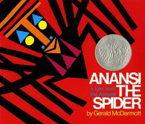 Anansi the Spider book