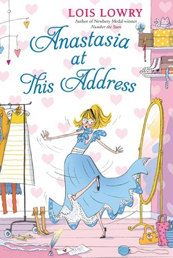 Anastasia at This Address book
