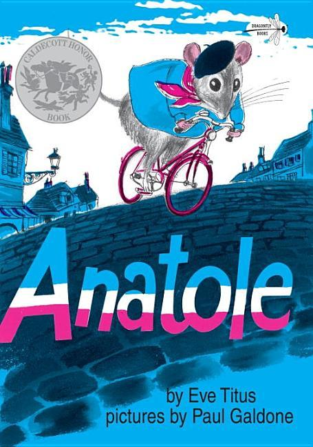 Anatole book
