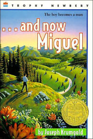 ...And Now Miguel book
