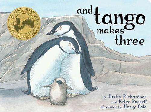 And Tango Makes Three Book