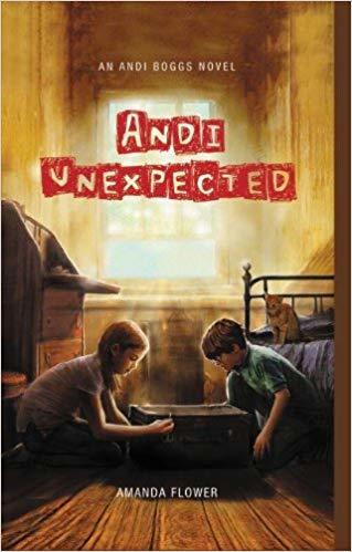 Andi Unexpected book