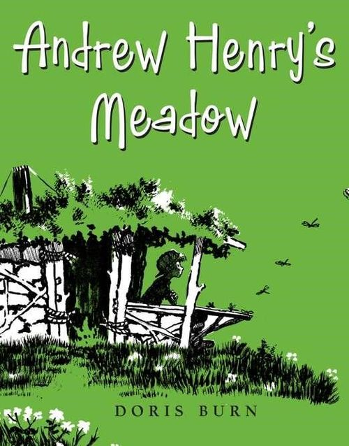 Andrew Henry's Meadow book