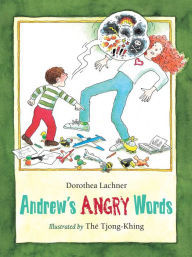 Andrew's Angry Words book