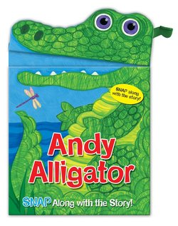 Andy Alligator book