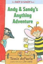 Andy & Sandy's Anything Adventure book
