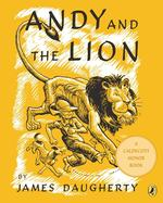 Andy and the Lion book