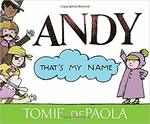 Andy, That's My Name book