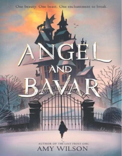 Angel and Bavar book
