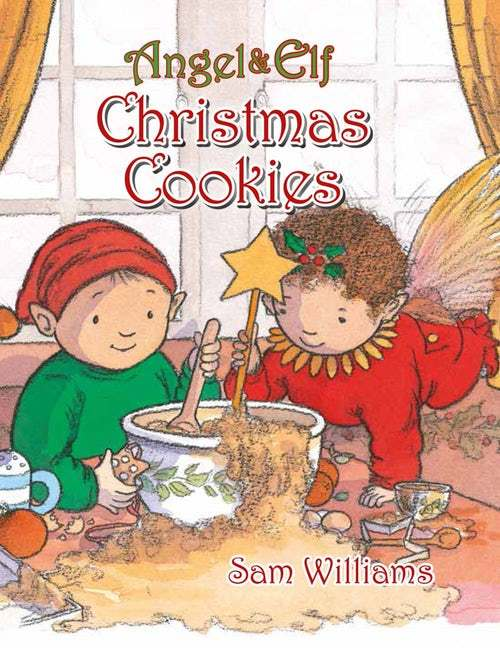Angel & Elf: Christmas Cookies book