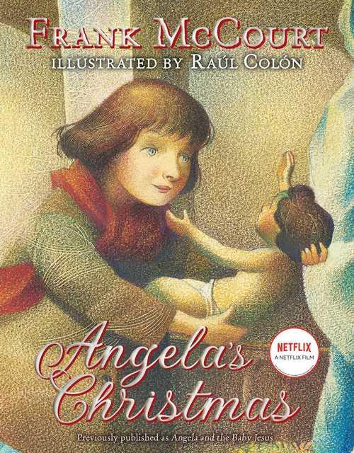 Angela's Christmas book