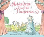 Angelina and the Princess book