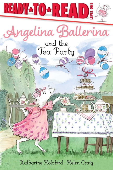 Angelina Ballerina and the Tea Party book